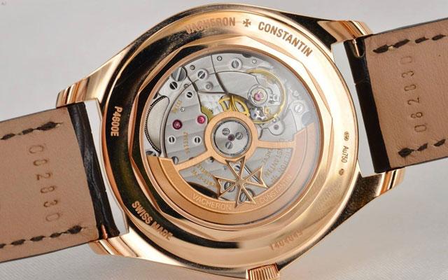 江诗丹顿手表有划痕的处理方法