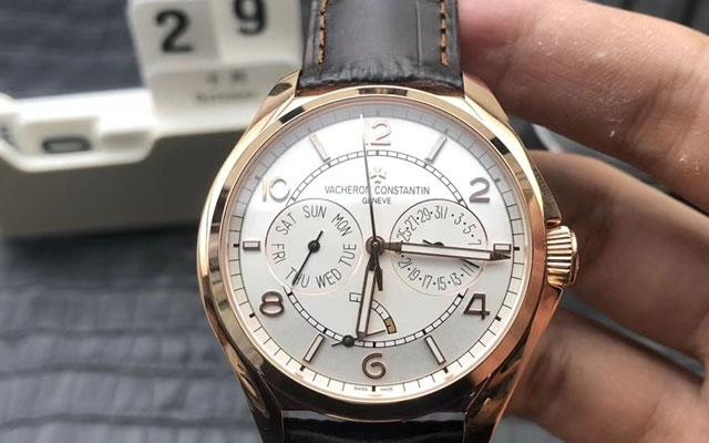 江诗丹顿手表保养走时检测