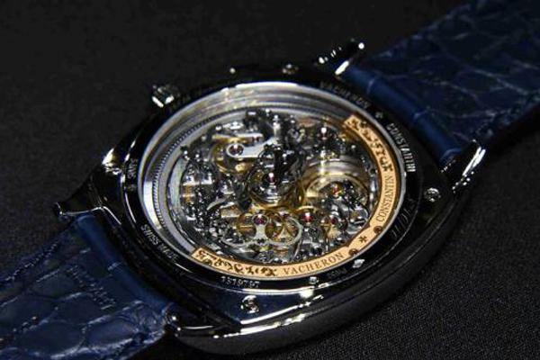 江诗丹顿手表维修的方法