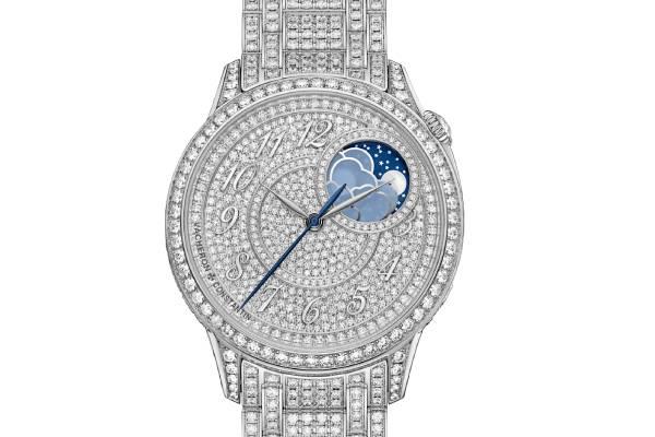 江诗丹顿手表保养