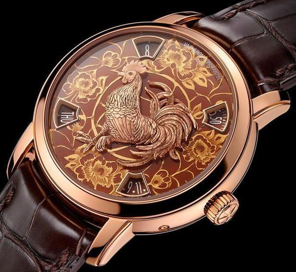 江诗丹顿手表怎么保养(图)